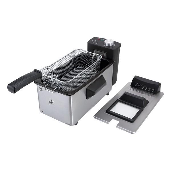 Deep-fat Fryer JATA FR680 3,2 L 2000W Stainless steel