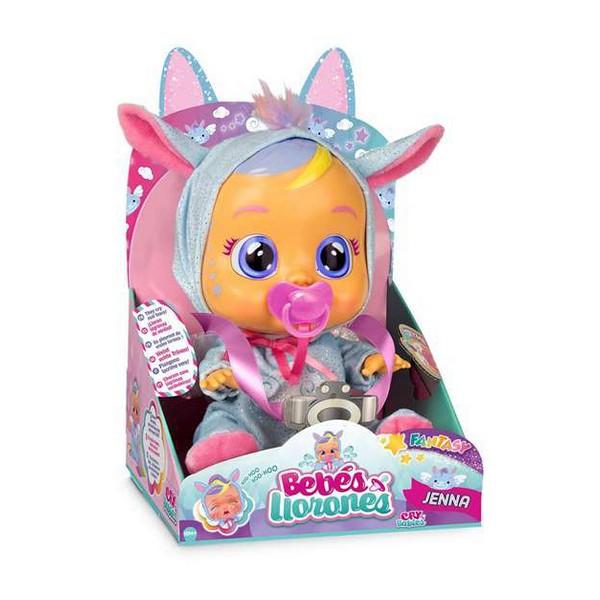 Baby Doll Cry Babies Fantasy Jenna IMC Toys
