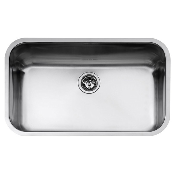 Sink with One Basin Teka 5121 Stainless steel