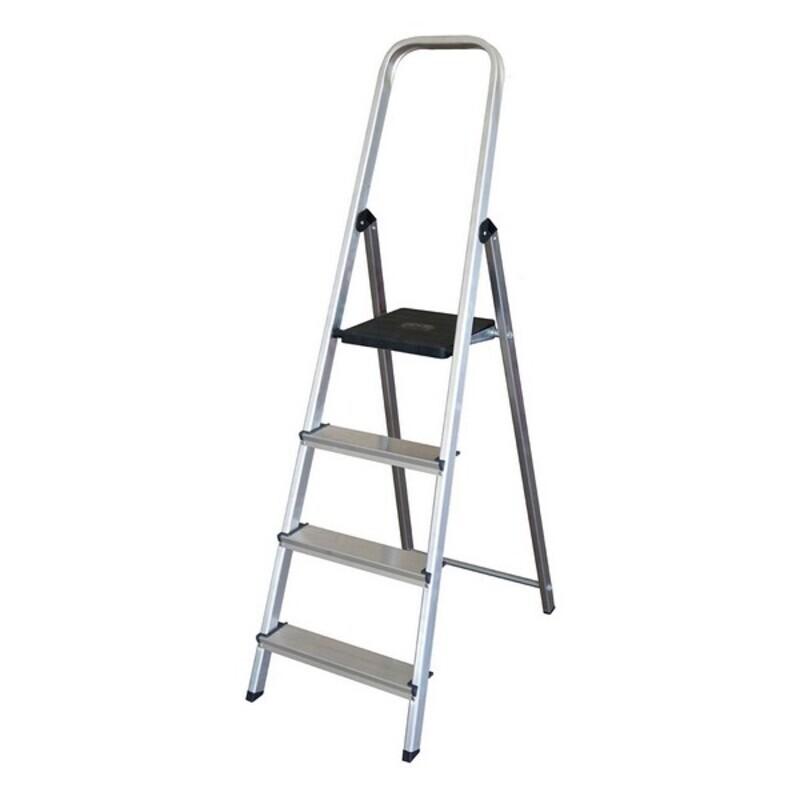 4-step folding ladder (152 x 42,5 x 12 cm)