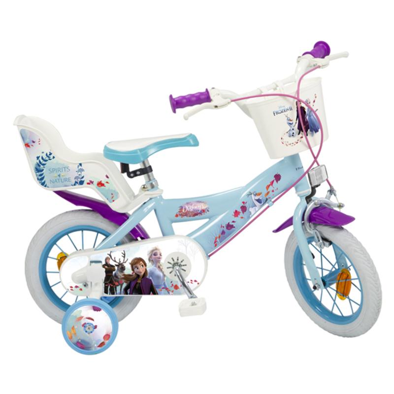 Children's bike Frozen 12