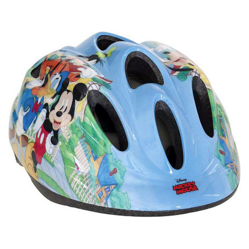 Baby Helmet Mickey Toimsa (28 x 20 x 15 cm)