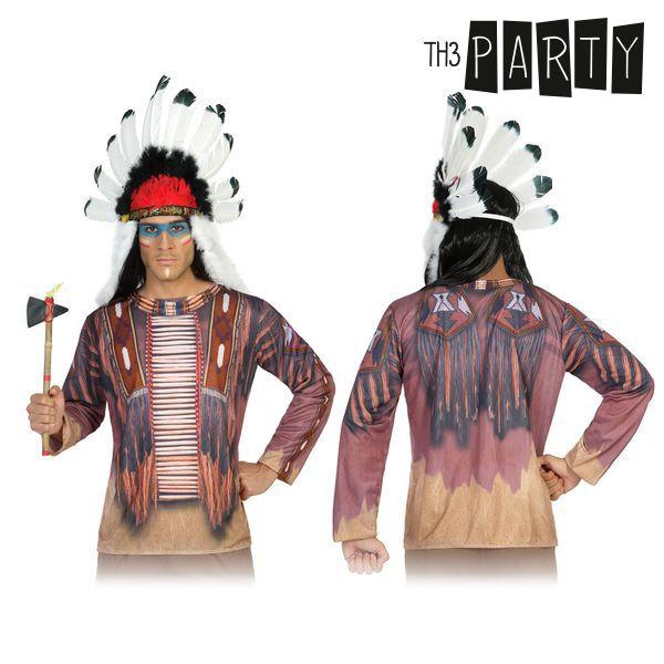 Adult T-shirt 6511 Indian man