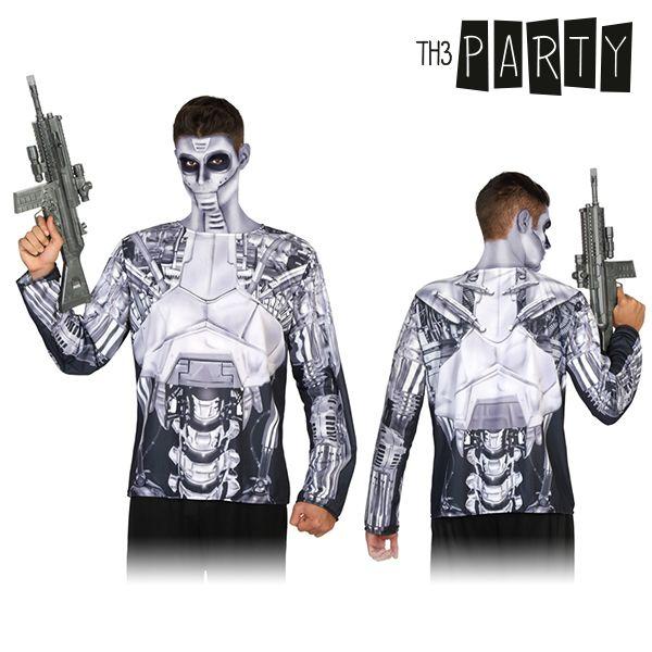 Adult T-shirt 6573 Robot