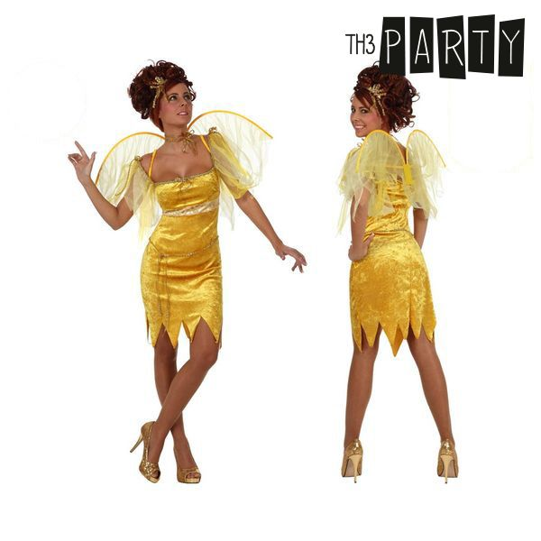 Costume for Adults 1864 Fairy of summer (3 Pcs)