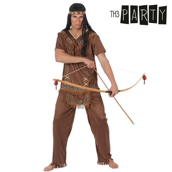 Costume for Adults 2267 Indian man (3 Pcs)