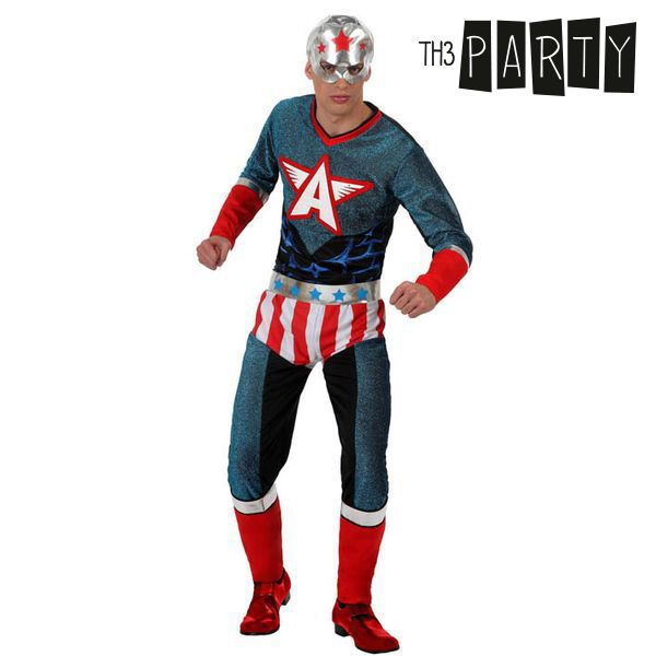 Costume for Adults Superhero