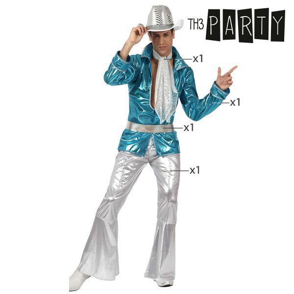 Disfraz para Adultos Disco (1)