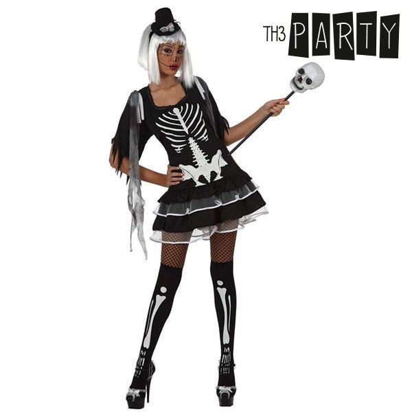 Costume for Adults Sexy skeleton
