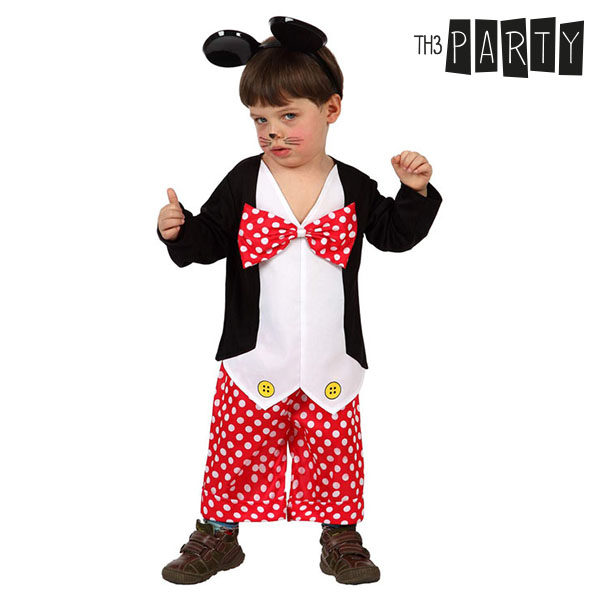 Costume for Babies 4933 Little male mouse
