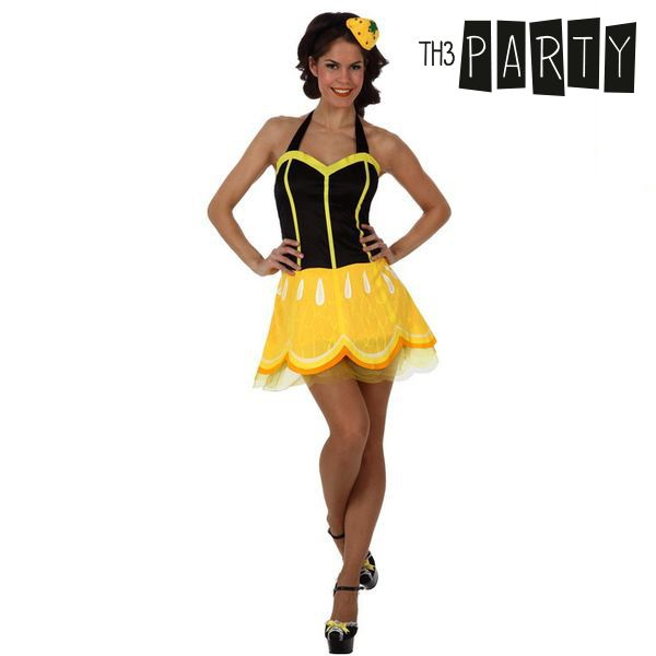 Costume for Adults 5152 Lemon (2 Pcs)