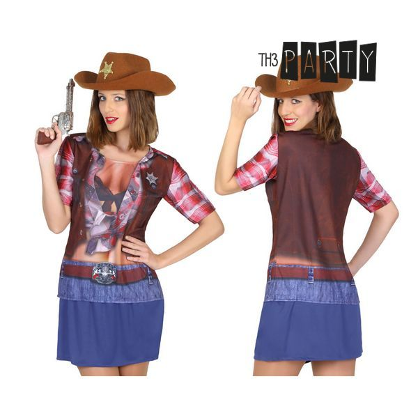 Adult T-shirt 6674 Cowgirl