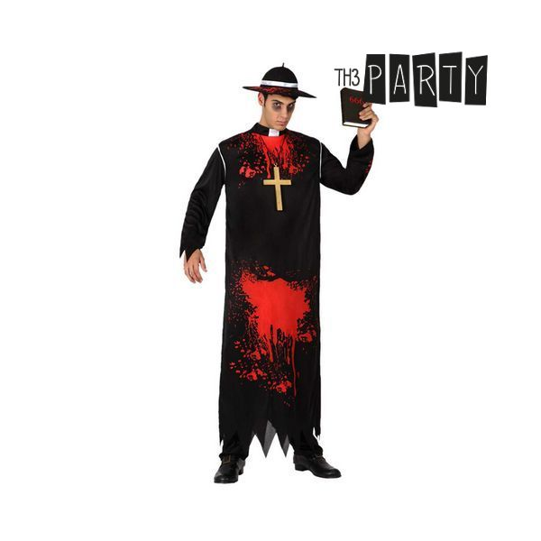 Costume for Adults 9231 Dead priest (2 Pcs)
