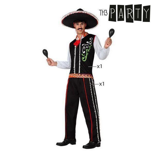 Disfraz para Adultos Mariachi (1)