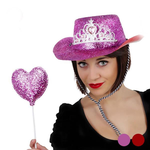 Cowboy Hat 117366 (2 pcs)