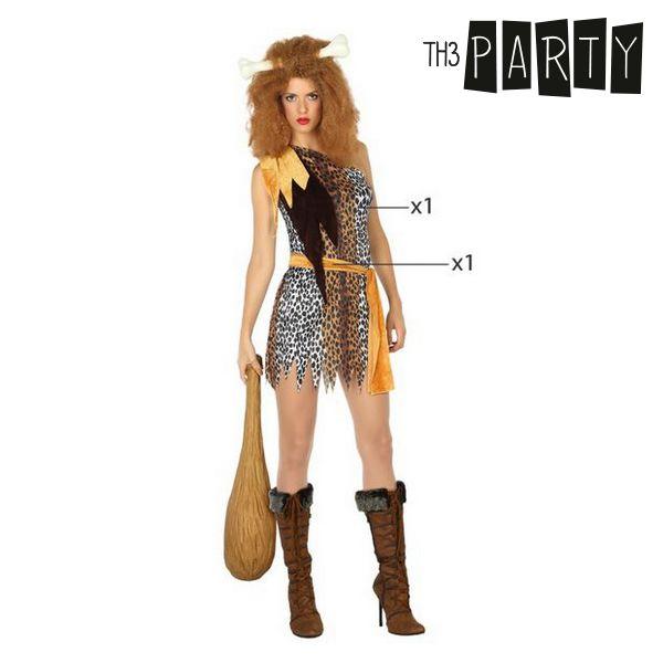 Disfraz para Adultos Mujer cavernícola (5)