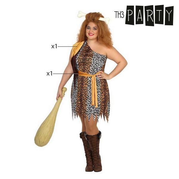 Disfraz para Adultos Mujer cavernícola (3)