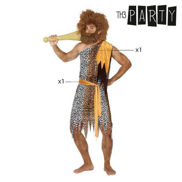 Disfraz para Adultos Cavernícola (1)