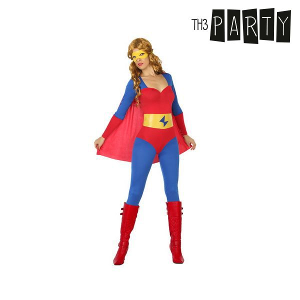 Costume for Adults Superheroine