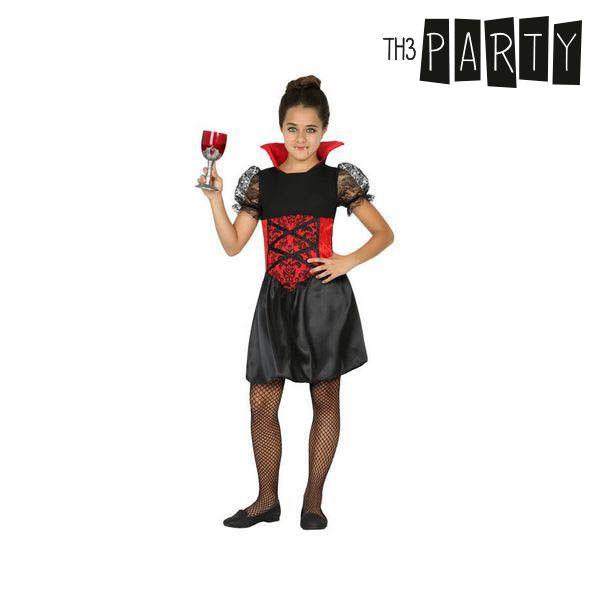 Costume per Bambini Vampiro donna