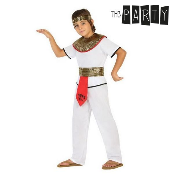 Costume per Bambini Egiziano (5 Pcs)