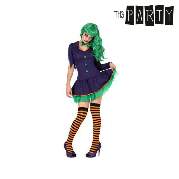 Costume for Adults Th3 Party Evil female clown
