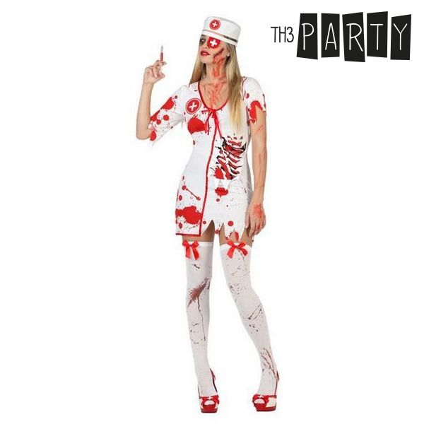 Costume for Adults Bloody nurse (3 Pcs)