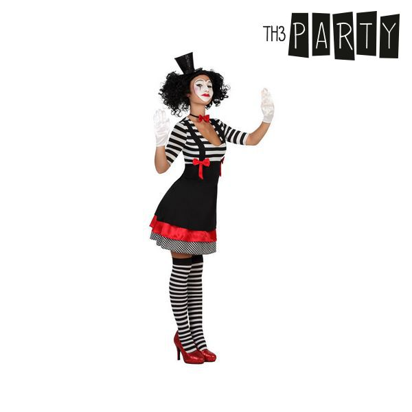 Costume for Adults Th3 Party Mime