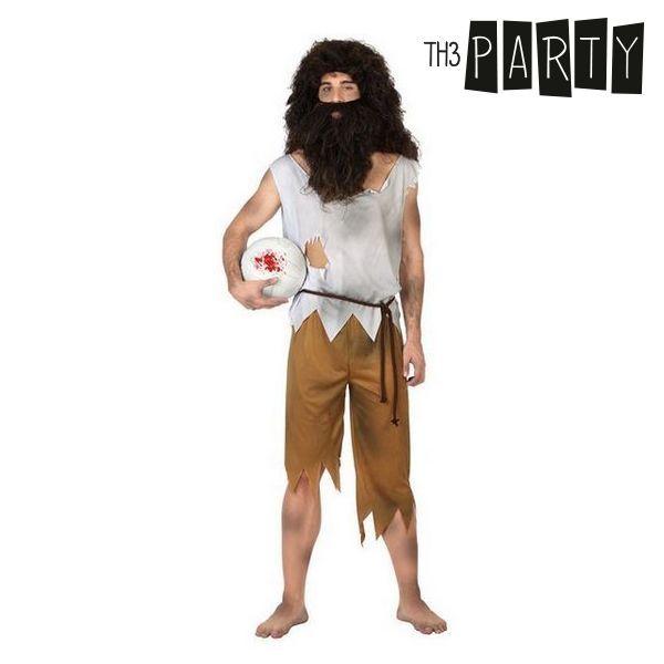 Costume per Adulti Naufrago (3 Pcs)