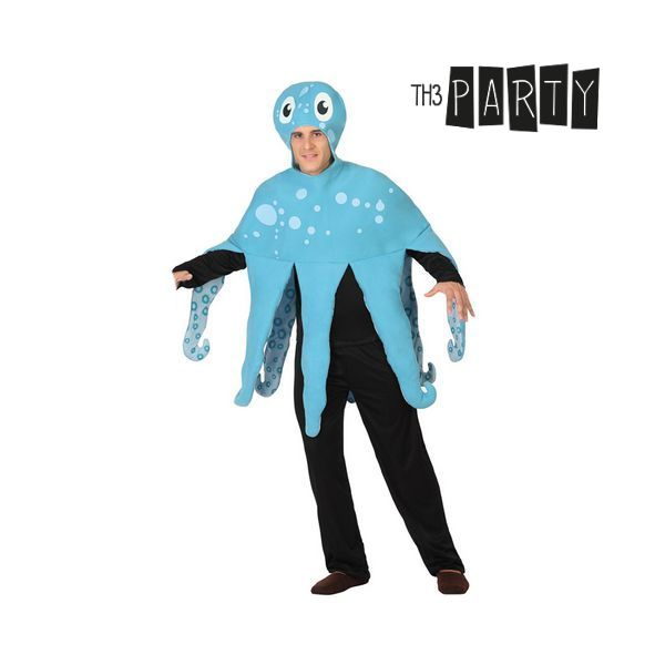 Costume for Adults 6419 Octopus