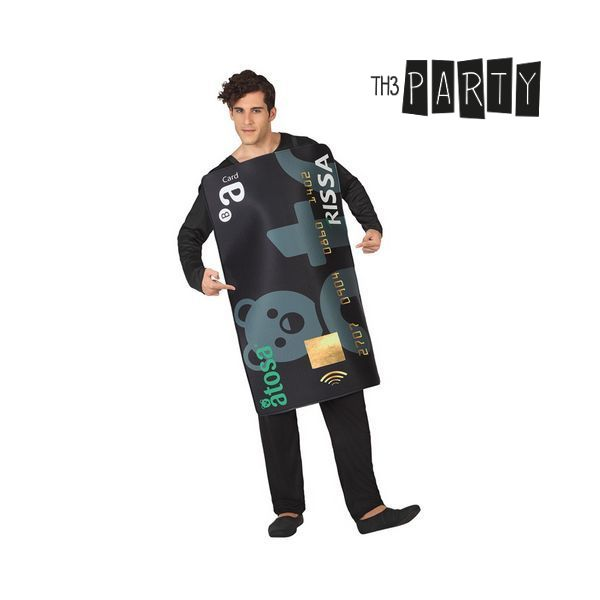Costume for Adults 6525 Credit card