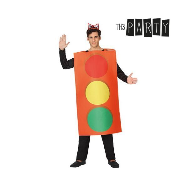 Costume for Adults 6563 Traffic lights