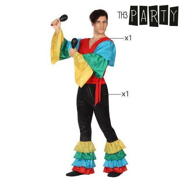 Disfraz para Adultos Rumbero (2 Pcs) (1)