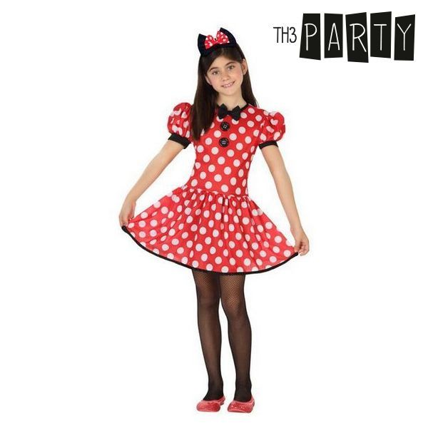 Costume for Children Th3 Party Little female mouse