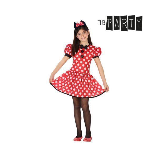 Disfraz para Niños Minnie Mouse 9489