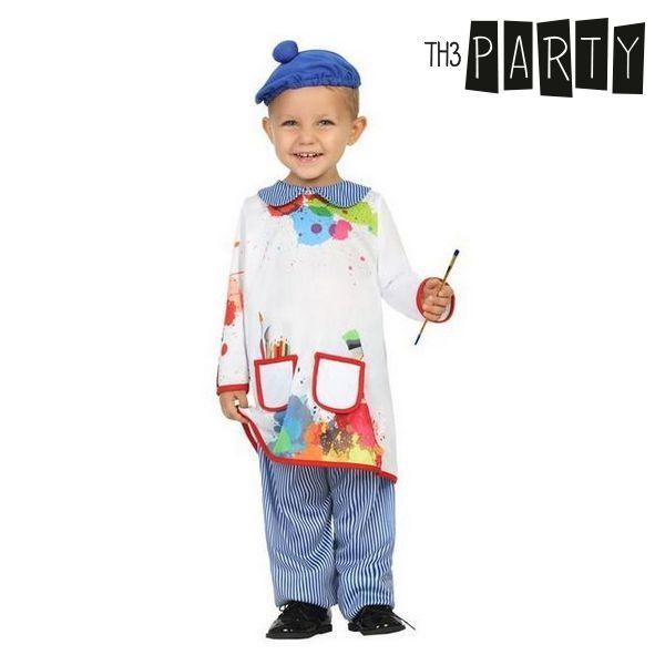 Costume per Neonati Pittore (3 Pcs)