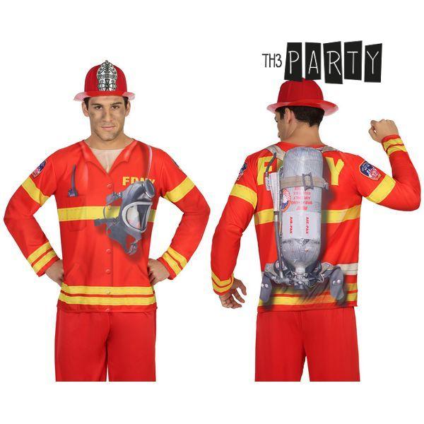Adult T-shirt 7611 Fireman
