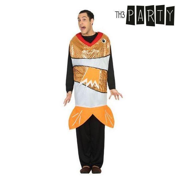Costume for Adults Fish Orange