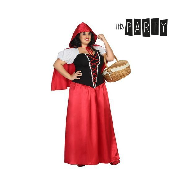 Costume for Adults Little red riding hood