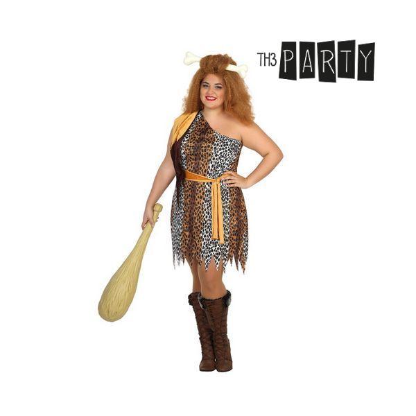 Disfraz para Adultos Mujer cavernícola (2)