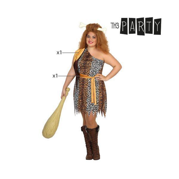 Disfraz para Adultos Mujer cavernícola (1)