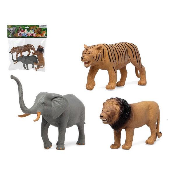 Komplet 3 živali iz džungle 115308