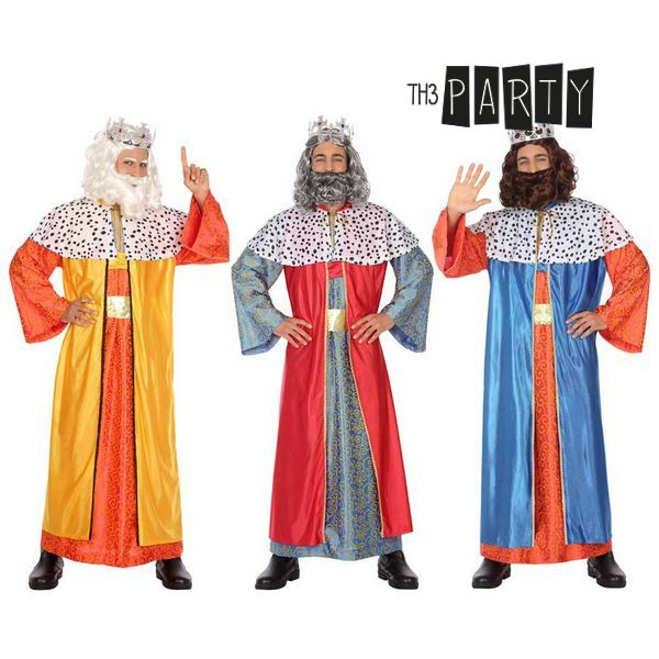 Costume for Adults 1354 Wizard king melchior