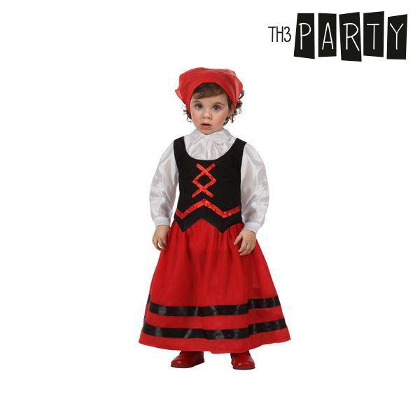 Costume per Neonati Pastore donna
