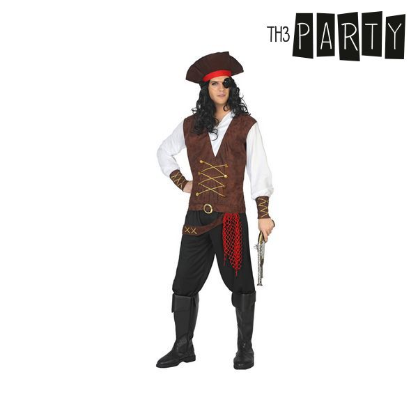 Costume for Adults Male pirate