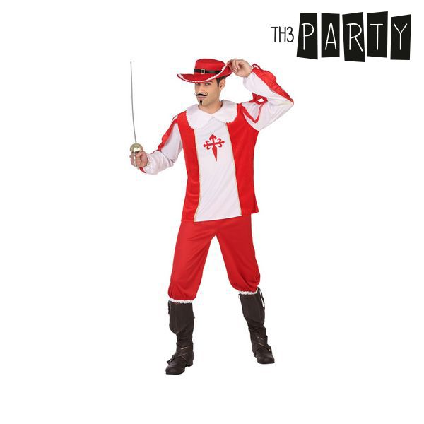 Costume for Adults Male musketeer