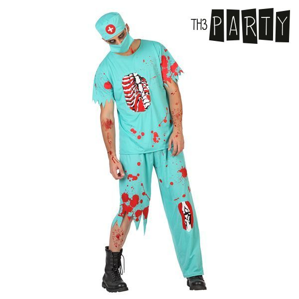 Costume for Adults Bloody doctor