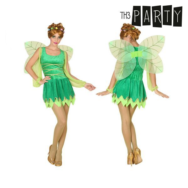 Costume for Adults Fairy Green