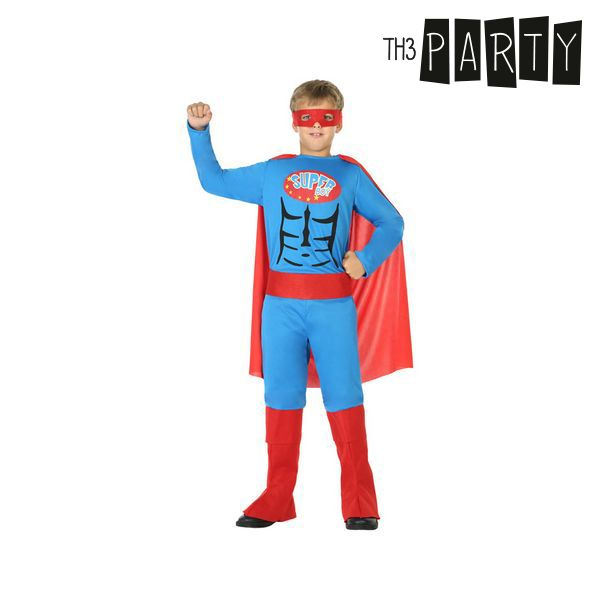 Costume for Children Superhero