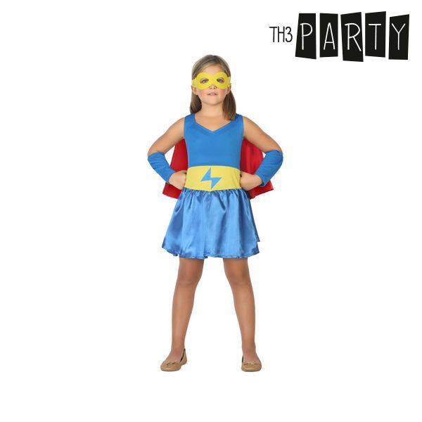 Costume for Children Superheroine